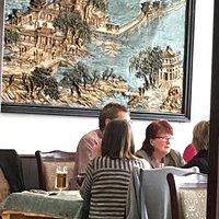 每次来哥廷根必到的餐厅,地道的中国菜,老板很好