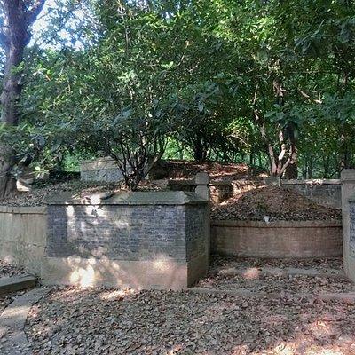 这里其实是个家族墓地