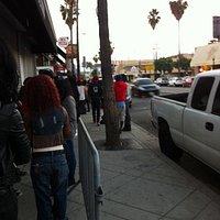 潮牌街 西好莱坞 N Fairfax Ave