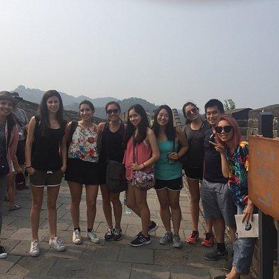 Claire Beijing Tour
