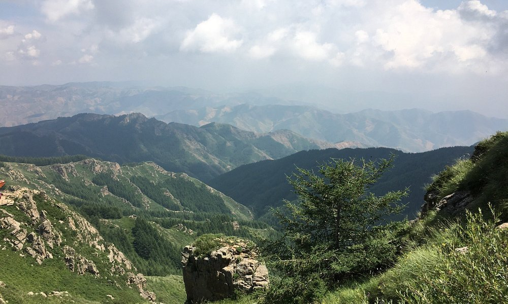 苏木山林场