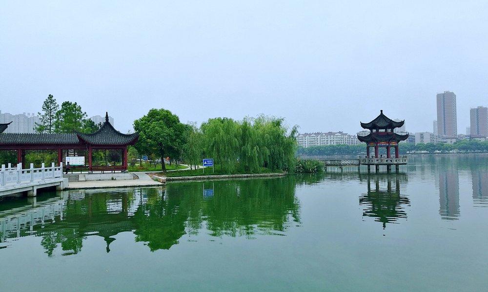 青龙山风景区