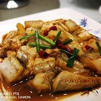 客户说是什么豆腐鱼超级嫩