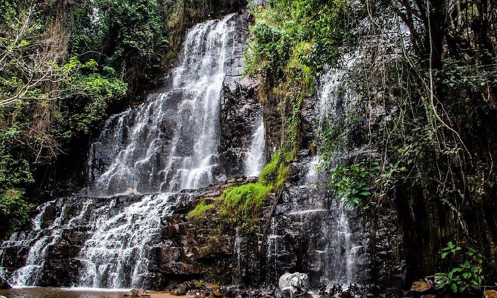 卡雷拉瀑布