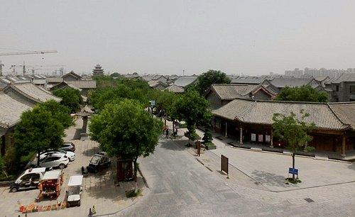 老城全面恢复为旅游区