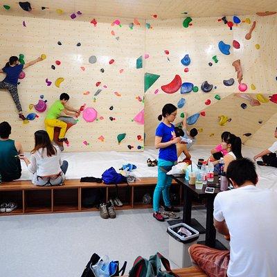 上海岩舞空间攀岩馆