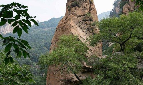 祖山自然风景区