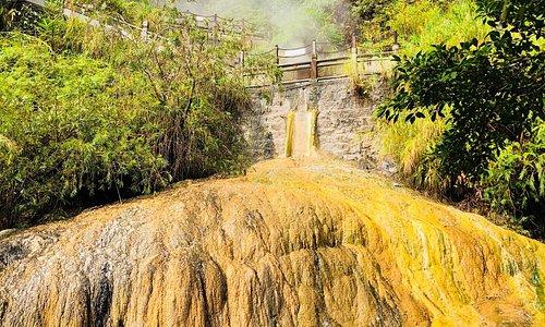 大滚锅,自然景观景色一绝