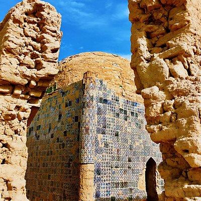 温宿古城古墓群