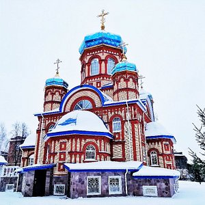 Temple of the Mother of God of Tenderness