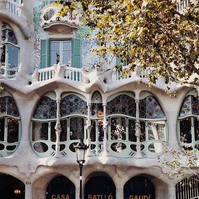 非常神奇的建筑,伟大的艺术家。