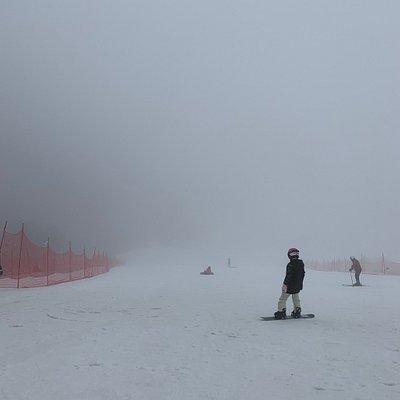 下雪和不下雪❄️完全是两个地方