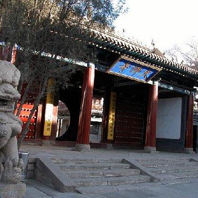 大佛寺正门