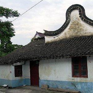 浦江城隍故里召稼楼