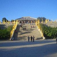 黄帝陵 门口