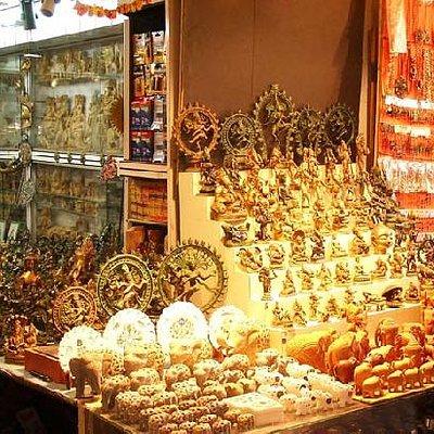 迪拜-meena bazaar