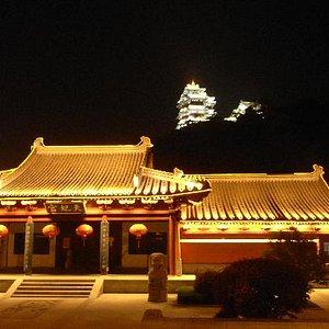 天妃宫夜景