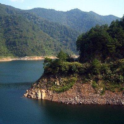 桃花潭太平湖
