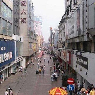 江汉路步行街~
