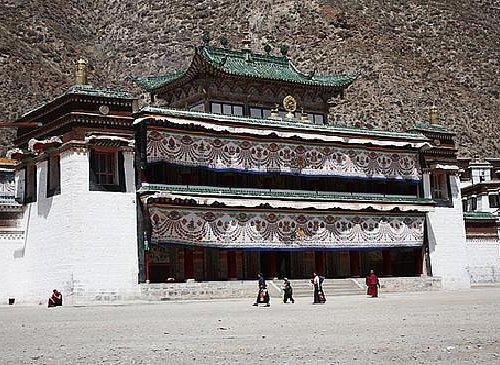 拉卜楞寺,大经堂