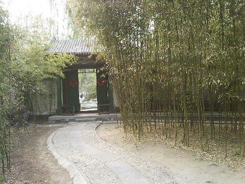 潇湘馆 斑竹小路