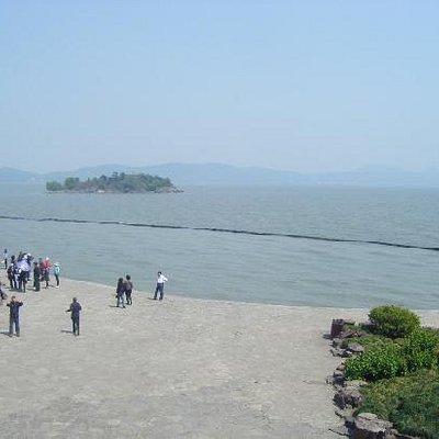 太湖让人留恋的神仙居。。。