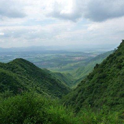 玉渡山垭口