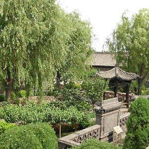 县衙里的花园