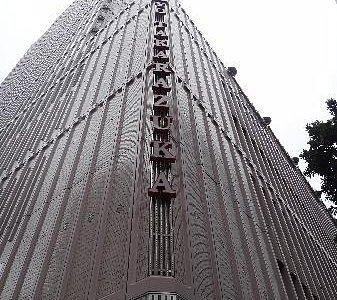 东京宝塚大剧场外面2