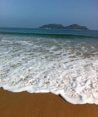 美丽的分界洲岛