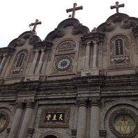 美丽的天主教堂