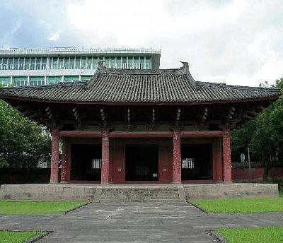 福州华林寺大殿