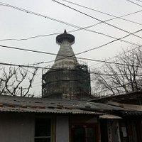 元代古寺,本是大都金城坊的北端