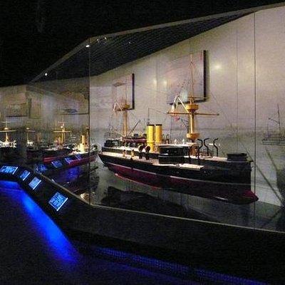甲午海战博物馆