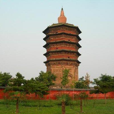 安阳天宁寺塔