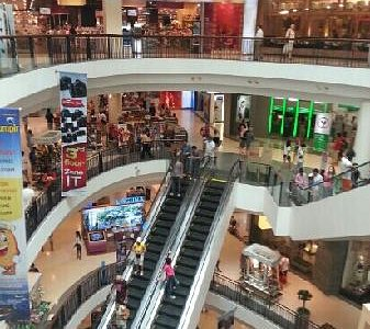 芭堤雅中央购物中心