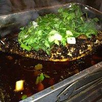 豆豉味烤鱼