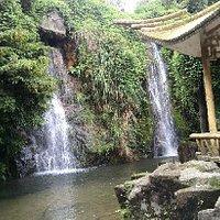 dayan mountain waterfall