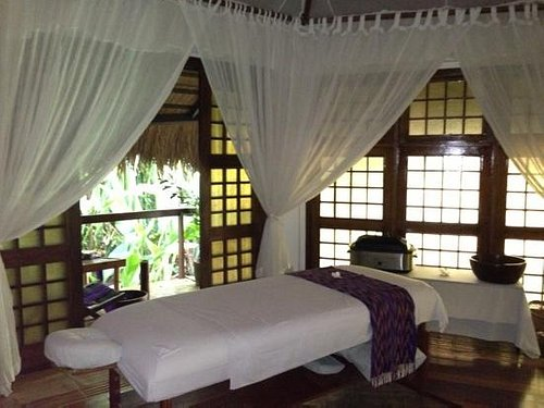 spa villa