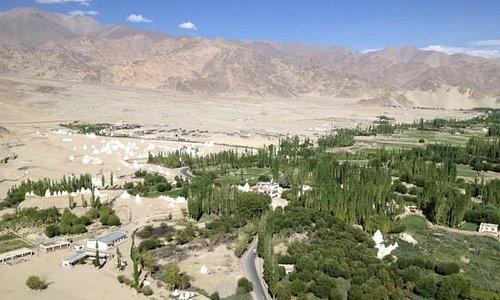 monastery景观