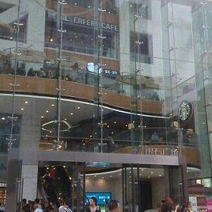 银石广场购物中心