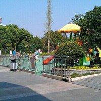 园内儿童区