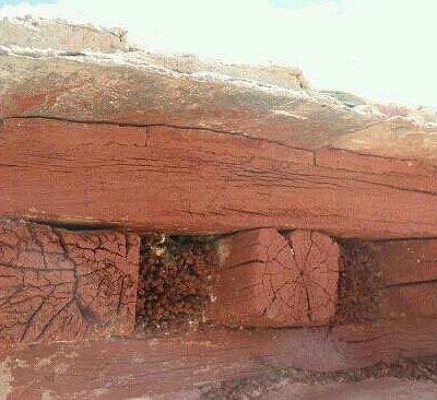 乃穷寺的木质建筑艺术