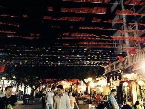 桂林正阳路步行街