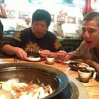 大锅炖牛肉