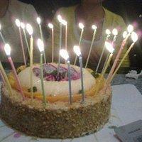 好吃的生日蛋糕