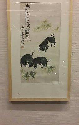 北京画院美术馆并不为所有人知晓,论名气不如国家美术馆,但是这个美术馆却拥有着当代中国最有影响力画家30%的收藏品,仅仅齐白石老人的作品就有2300幅左右,李可染的数百幅,李苦禅,刘春华,崔子范