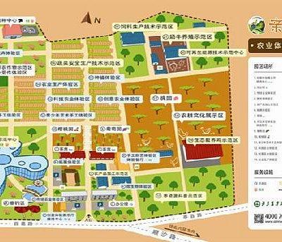 农业体验景区图