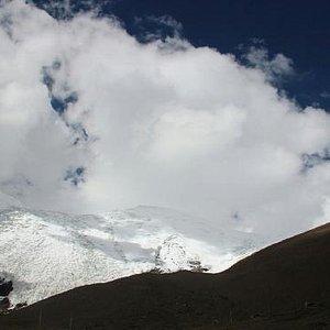 远观一号冰川