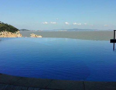 开元度假村室外泳池